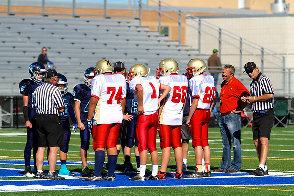 Judge Football Bantam vs Juan Diego • 9-28-2013