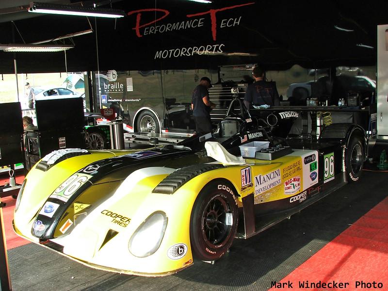 L1-PERORMANCE TECH MOTORSPORTS ELAN DP02