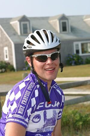 Bike Race Across Nantucket -- 16 August 2002