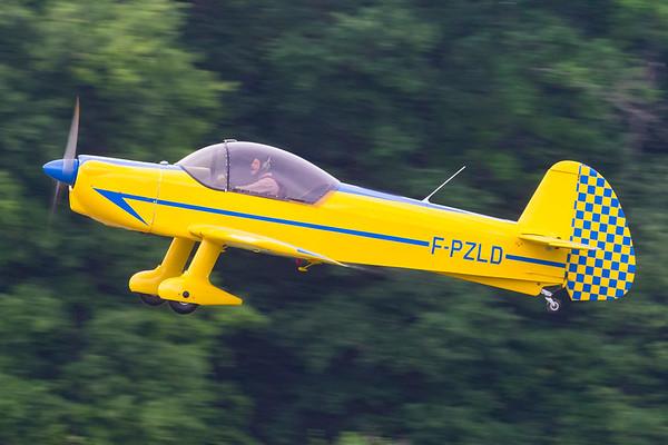 F-PZLD - Mudry CAP-10B