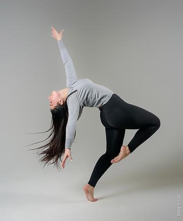 Kalies senior dancer shoot Jan 2020