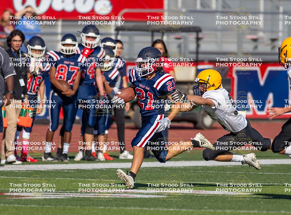 Great Oak vs Temecula Valley (Frosh)
