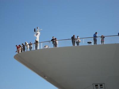 May 15 - Ship