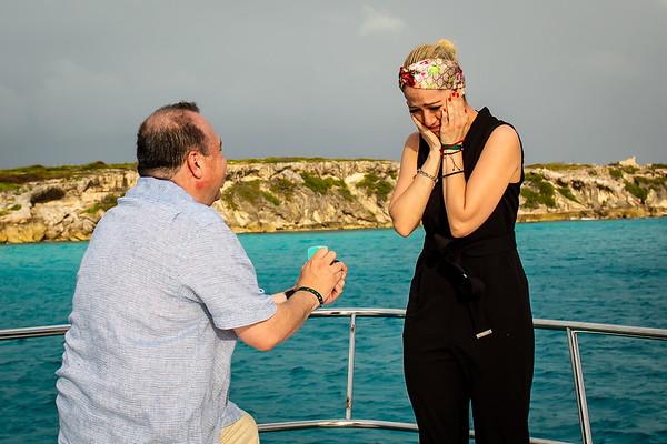 Surprise Engagement Alejandra & Gonzalo