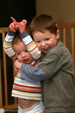 Aiden & Owen