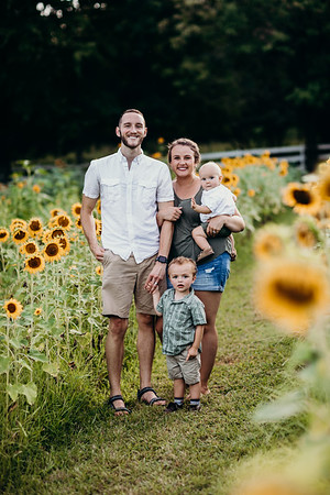 ScheidlerFam2019-Sunflowers