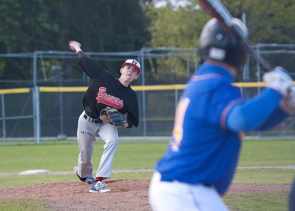 Brady Ehrlich - Ballard HS baseball 2015