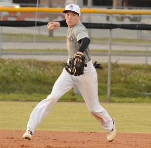 Baseball Scrimmage 1/30/2015