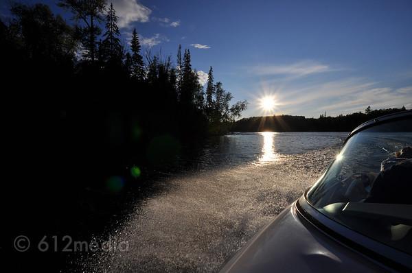 Nukko Lake, BC, Canada