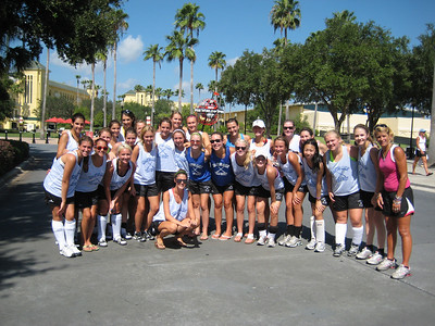 Field Hockey - Disney 2010