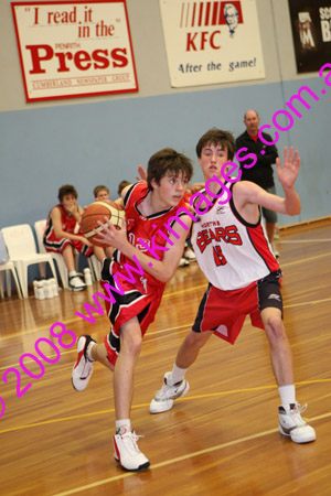 U/14 M Norths Vs Illawarra 16-8-08