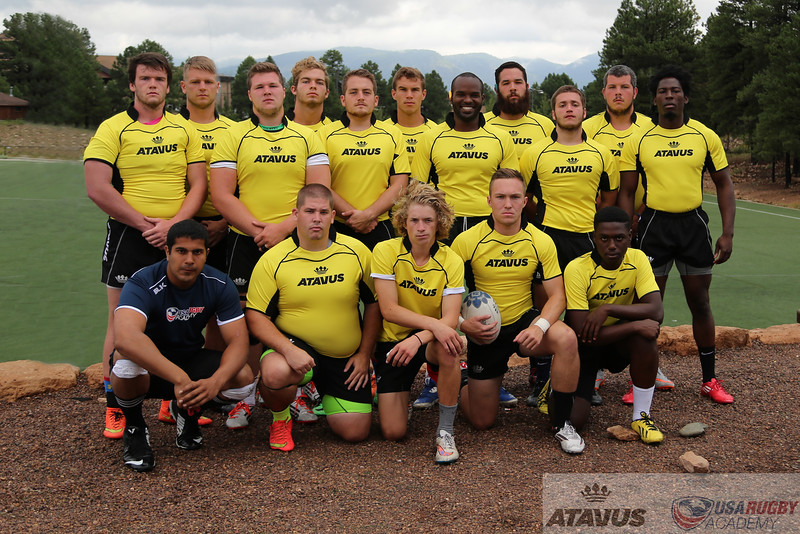 Rolling Thunder Gameday Athlete Gallery 2015 ATAVUS Rugby Mens Residence Camp