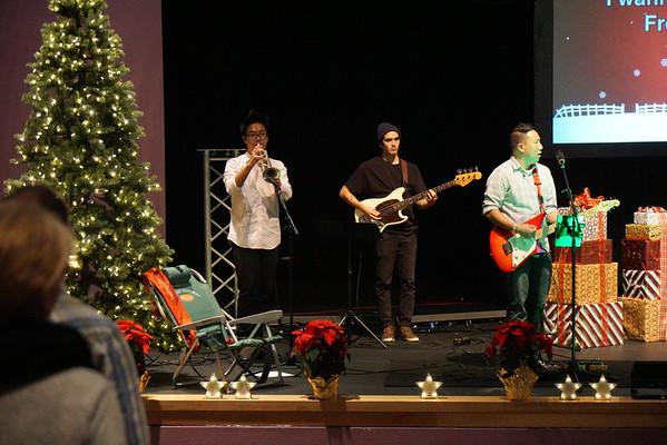 Saturday 12/24/15 Christmas Eve Service