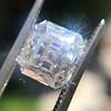 3.02ct Antique Asscher Cut Diamond, GIA G VS2 15