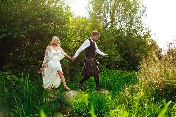 Leanne & Ally Wedding