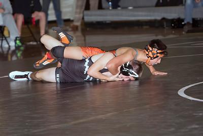 120414 Erie v Roosevelt Wrestling