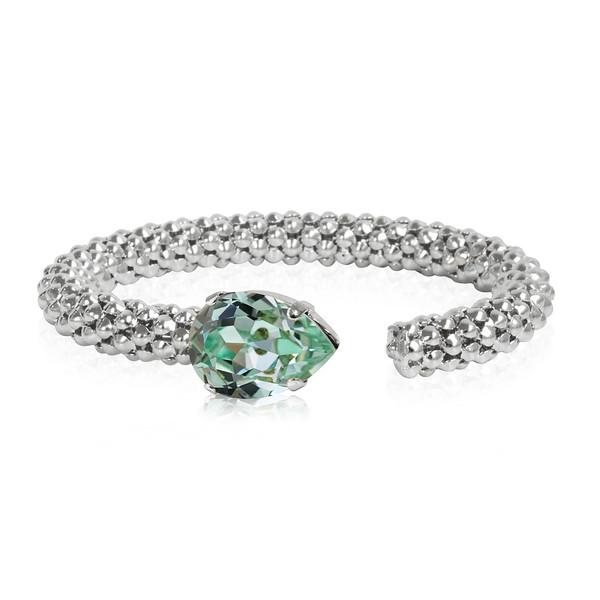 Classic Rope Bracelet : Chrysolite-rhodium.jpg