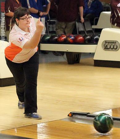Penn Yan Dundee bowling 12-22-11