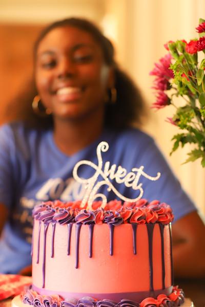 Sweet 16 Birthday MCKENNA
