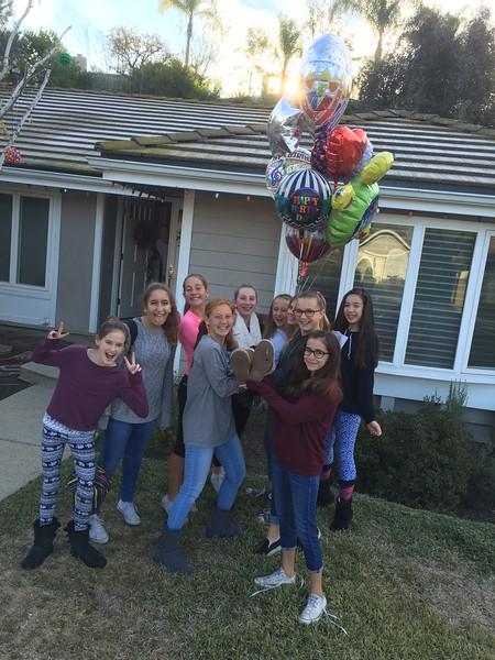 Lindsey's 13