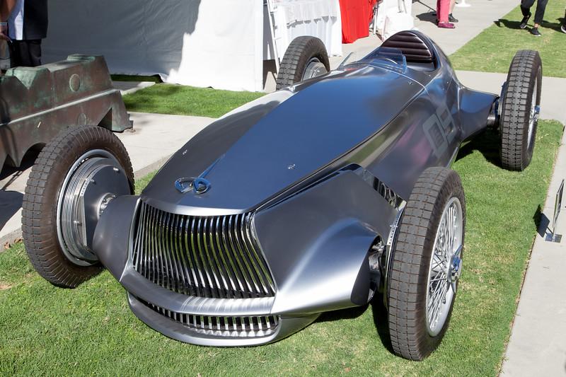 Infiniti Prototype 9 - Infinit Motors Ltd.