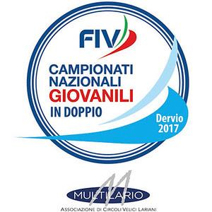 Campionati Nazionali Giovanili in doppio Dervio 2017