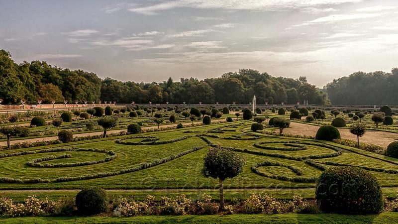 Diane De Poitiers' Garden