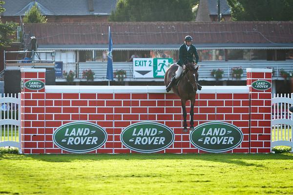 Dublin Horse Show '12