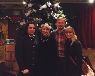 Briti viktoriaanlik jõululaat