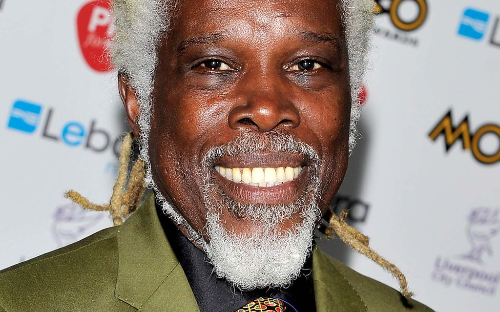 . Singer-songwriter Billy Ocean is 67. So sing it: Caribbean Queen. (Getty Images: Gareth Cattermole)