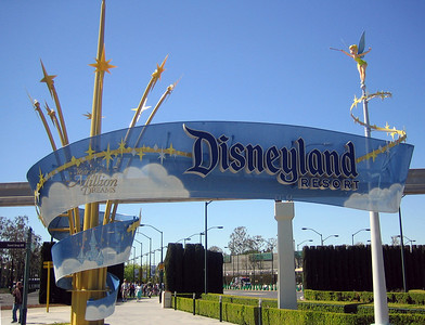 Disneyland California 2008
