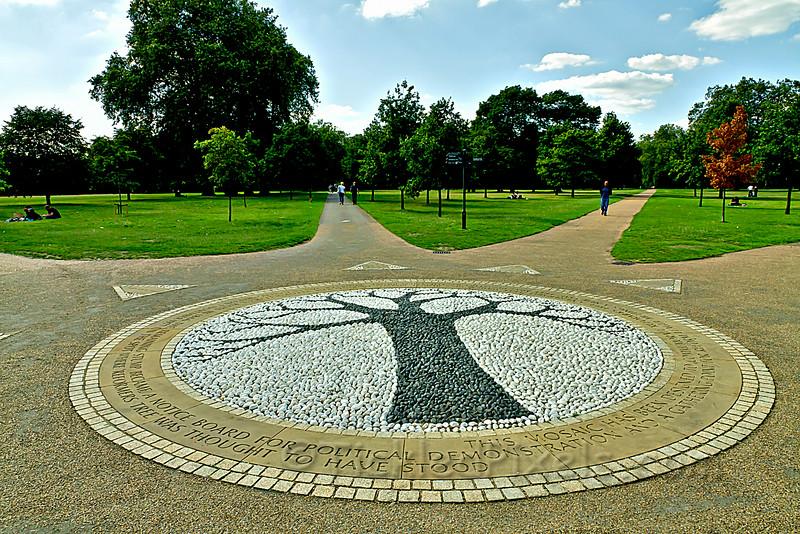 Reformers Tree Mosaic