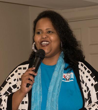 Sarah Ali, Somali Parent Liason Coalition - Sept 1