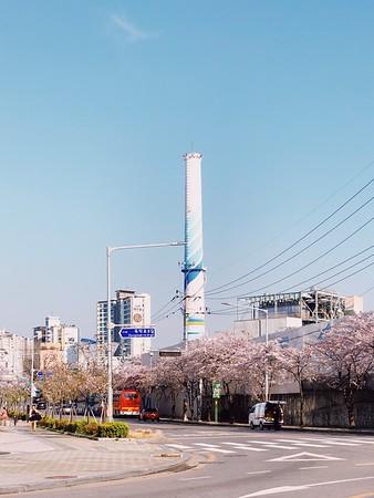 Sangsu Station 2019
