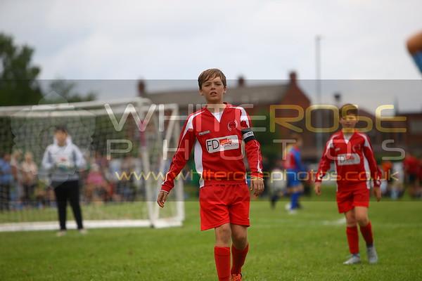 Under 12's Premiership at Drighlington gala 2018