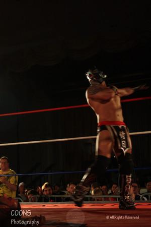 DGUSA 3/30/12 - Johnny Vandal vs Samurai del Sol