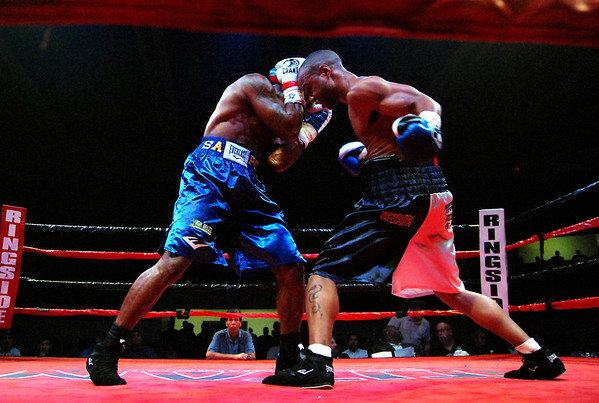 TITAN BOXING Sept 10, 2010