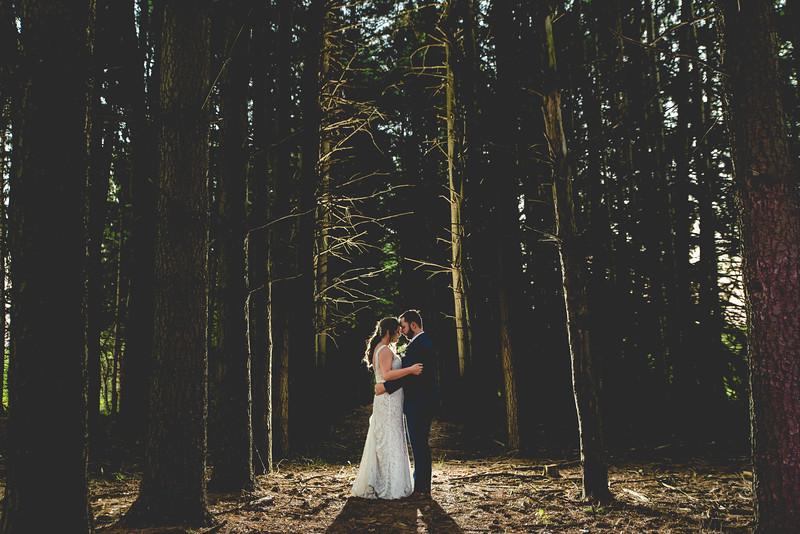 Mr. & Mrs. Hotchkiss l Big Oak Meadows Wedding