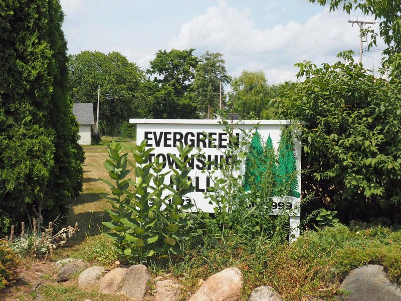 Evergreen Township Hall