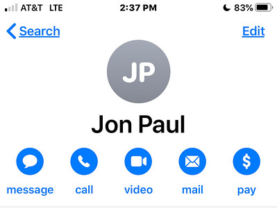 Jon! Bank! 1.23.20