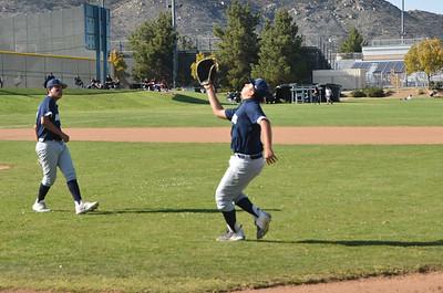 Baseball Frosh vs. Santiago