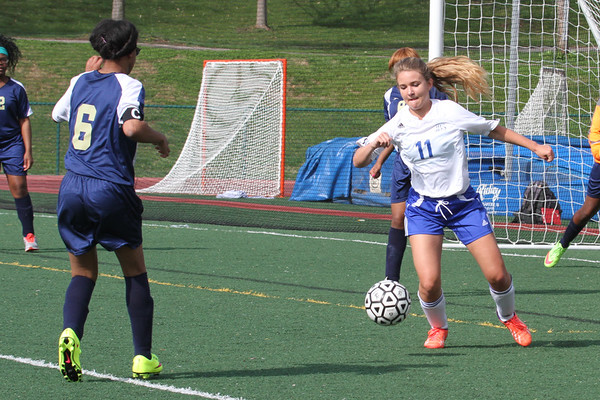 150407 Girls JV Soccer v Confluence