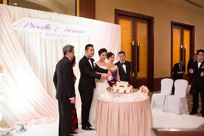Priscilla & Herman's Wedding