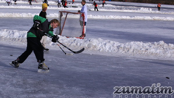 2011 Evergreen Pond Hockey Tournament