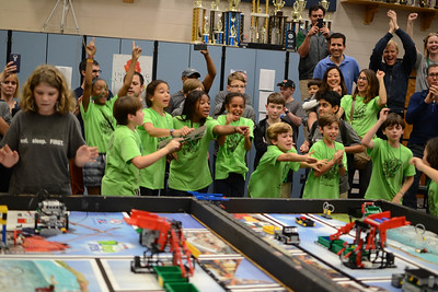 12/2/2015 FLL Tournament