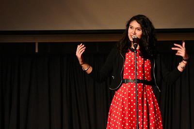2013 OUAB Presents Poet Sarah Kay