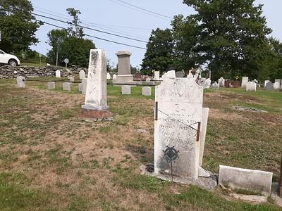Adam Blair Grave