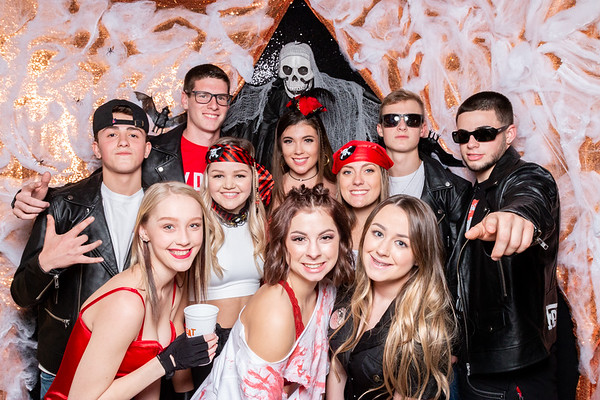 HEAVIN PRODUCTIONS 10TH ANNUAL HALLOWEEN PARTY
