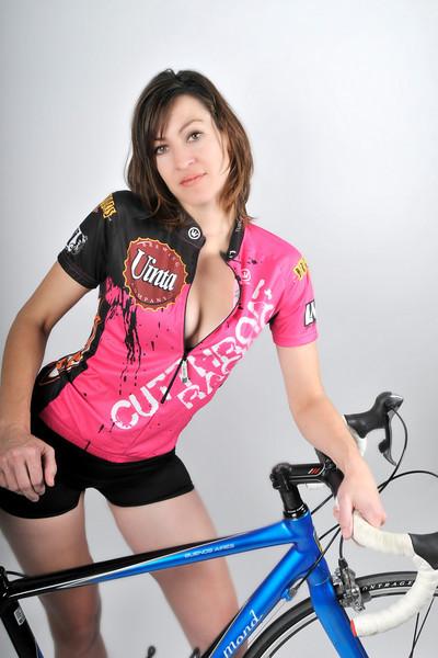 Girls on Bikes Amy