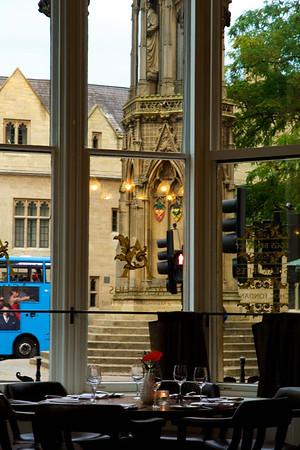 Oxford to Bath